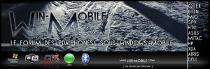 Win-mobile.forumpro.fr : Le Forum des mobile sous Windows Mobile.