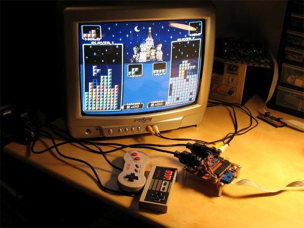 Fuzebox : Fabriquer vous même votre console 8 bits.