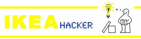 Ikea Hacker : le blog qui hack les meuble Ikea.