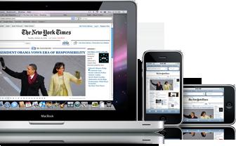 Safari 4 : Le navigateur d'Apple dispo en Bêta pour Windows.