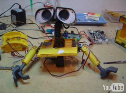 Robotique : fabriquer votre Wall-e