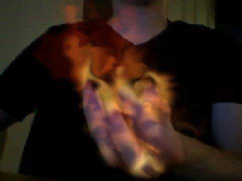 Webcam Fire : transformer vous en torche humaine.