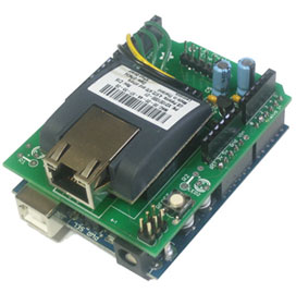 Arduino Shield : Les extensions de module Arduino