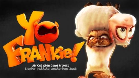 Yo Frankie : Un jeu pour Linux.