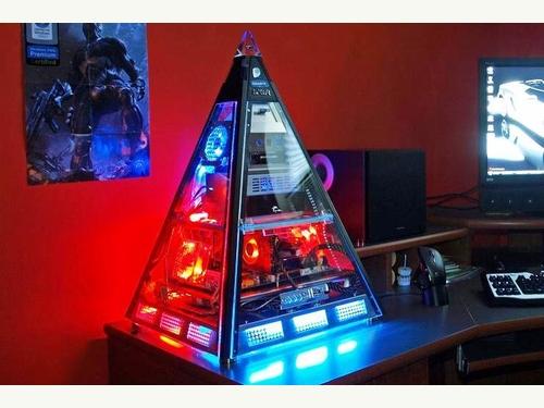 Tunning Informatique : La Pyramide