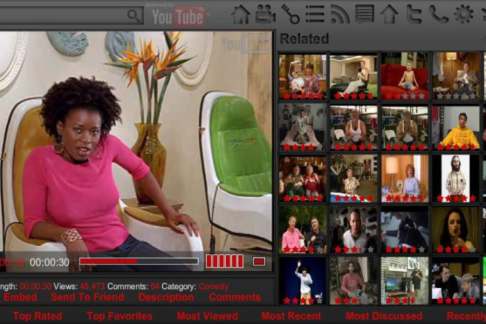 DeskTube : Une application de gestion YouTube
