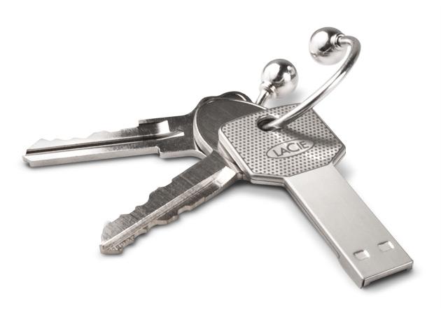 LaCie : Enfin une vrai clé USB.