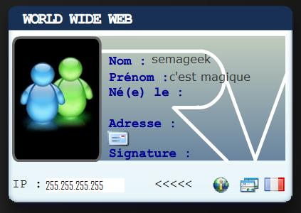 Anonyme sur Internet ? Testez votre signature numérique.