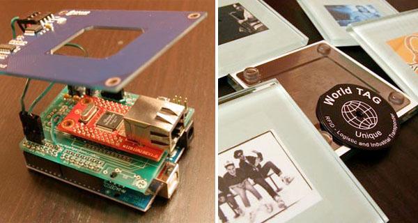 Arduino : Lecteur de musique réseau RFID