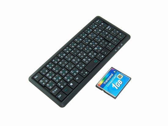 Le plus petit clavier USB du monde.