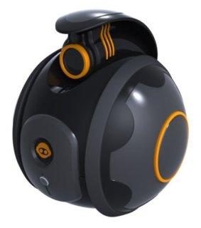 WoWee SpyBall : Caméra de surveillance wifi motorisé pilotable à distance.