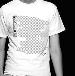 Le tee-shirt qui vous rend invisible.