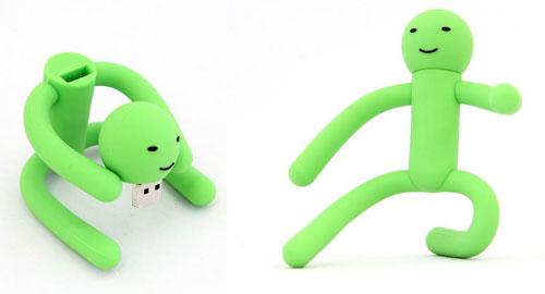 Midori Otoko : La première clé USB anti-stress.