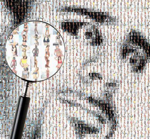 PicArtia : Créer un mosaïque à partir d'une photo.