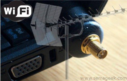 DIY : Ajoutez une antenne Wifi extérieure à votre Asus EEEPC.