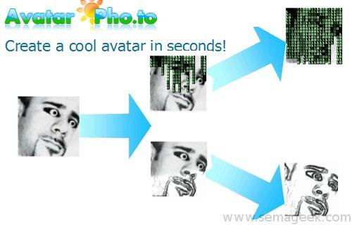 Avatar Phot.to : Créez un avatar animé en ligne.