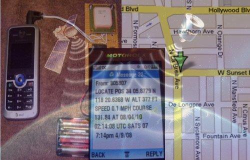 Fabriquer vous même un tracker GPS.