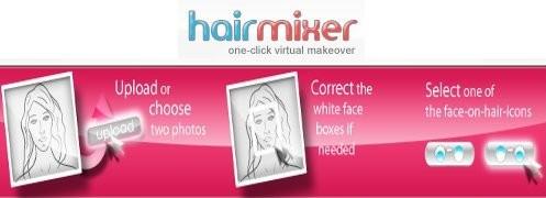 HairMixer : Changer de coupe de cheveu virtuellement.