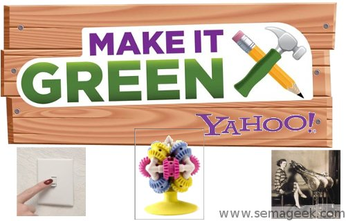 Make It Green : Trouvez une innovation écologique