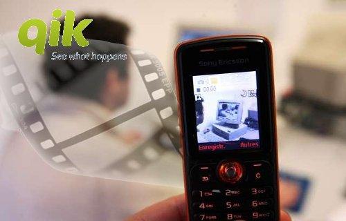 Qik : Faites du streaming vidéo avec votre mobile.