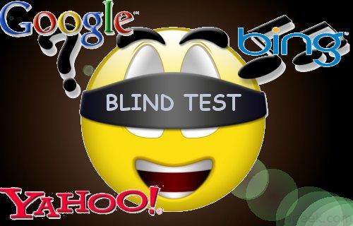 Faites un Blind Test des moteurs de recherches…