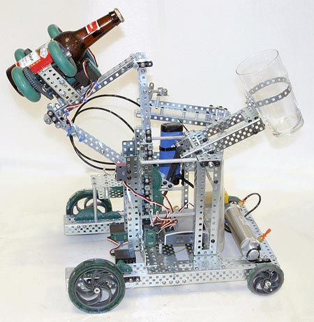bottle-robot