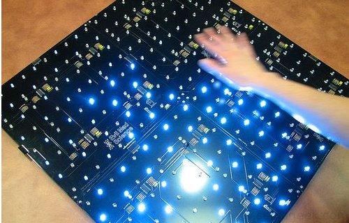DIY : Les panneaux de LED interactifs.