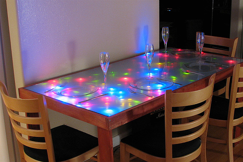 led_table
