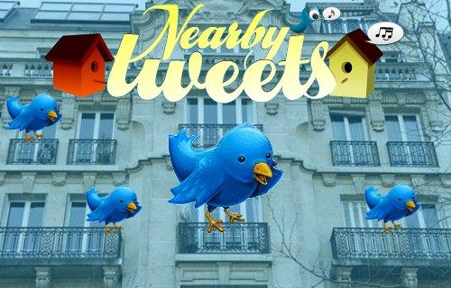 Trouvez qui utilise Twitter à proximité de chez vous.