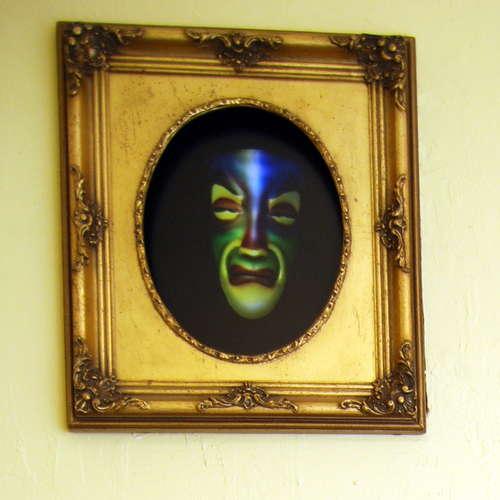 Diy fabriquer un miroir magique semageek for Miroir magique