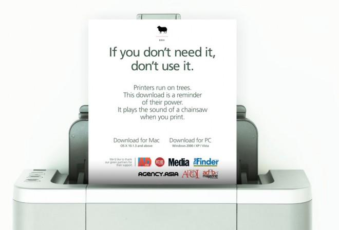 [FAKE!] La tronçonneuse USB est un fake, pour une bonne cause !