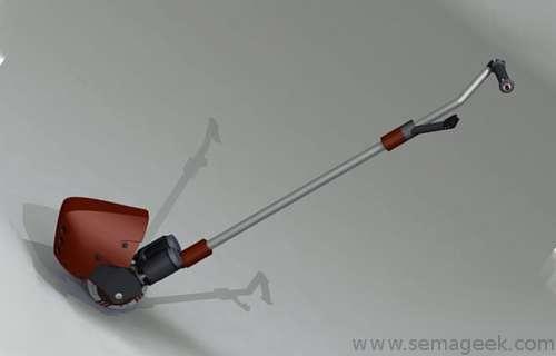 SpeedBat : Offrez une motorisation à vos rollers !