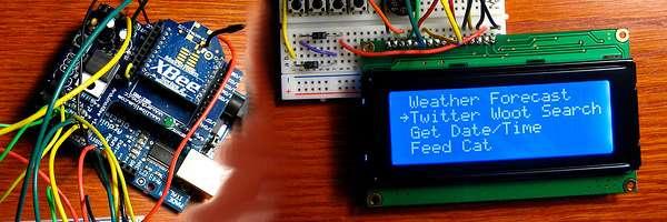 Droplet : Un système de notification à base d'Arduino.