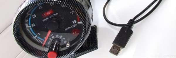 Fabriquer une Jauge USB pour la charge CPU.