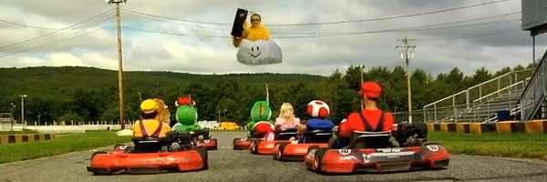 Mario Kart, Le film : La Bande Annonce.