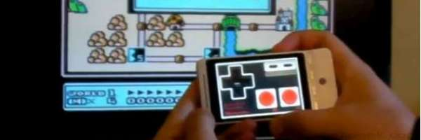 Transformer son mobile Android en controlleur NES.