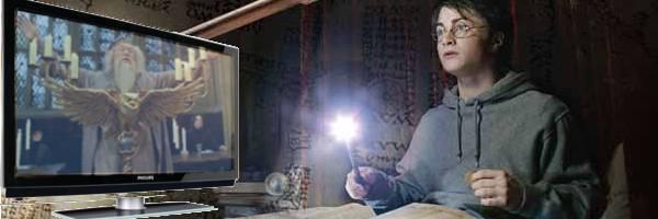 Utiliser une baguette magique pour controler sa télé.