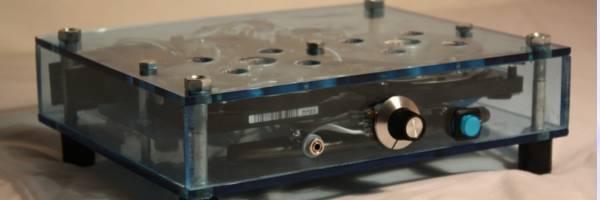 Fabriquer des enceintes pour Ipod à base de disques durs