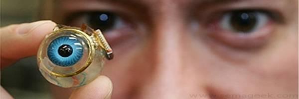 Un implant rétinien pour rendre la vision aux aveugles.