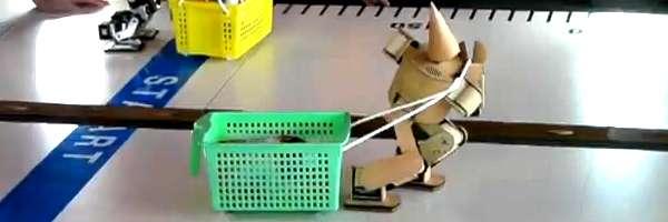 Les Robots ont aussi leurs Jeux Olympiques.