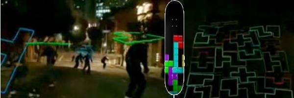 Un tétris humain dans les rues de San Francisco.