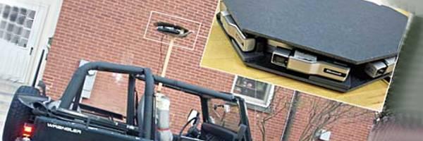 Fabriquer la voiture de Google Street View.