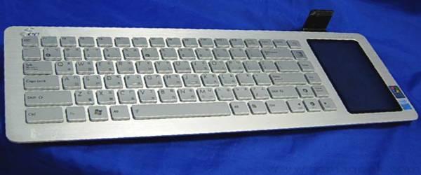 Des news officielles du Eee Keyboard d'Asus.