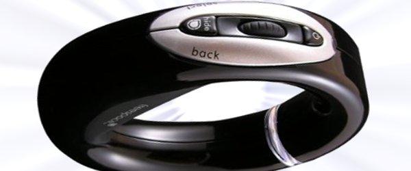 In-Air Mouse : Une souris pour naviguer dans son canapé.