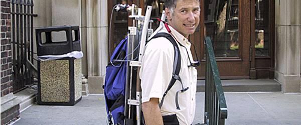Générer de l'électricité avec son sac à dos.