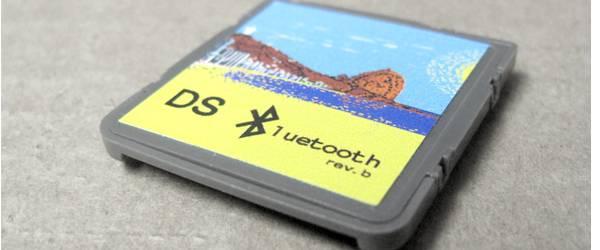 Une cartouche Bluetooth open source pour Nintendo DS.