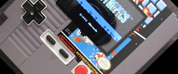 Une console NES Portable dans une cartouche NES ?!