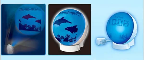 Ocean Theatre : Transformer son appartement en aquarium.