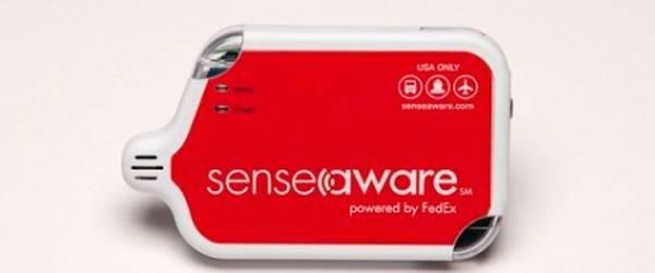 FedEx lance SenseAware pour mieux surveiller vos colis.