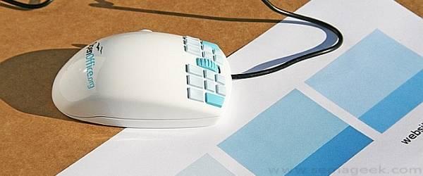 Une souris pour OpenOffice pleine de boutons.